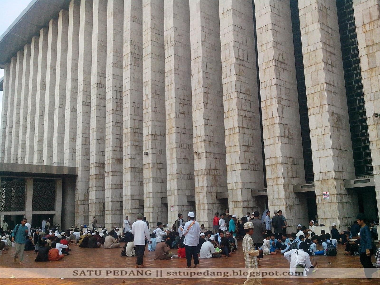 Sejarah Masjid Agung Istiqlal