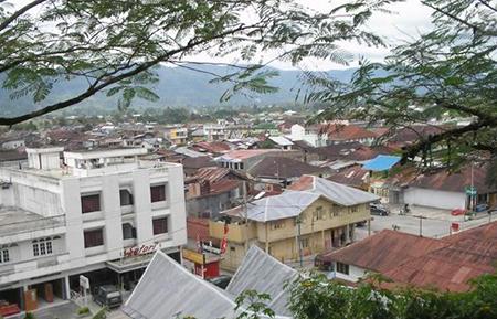 Kota Tarutung Sumatera Utara