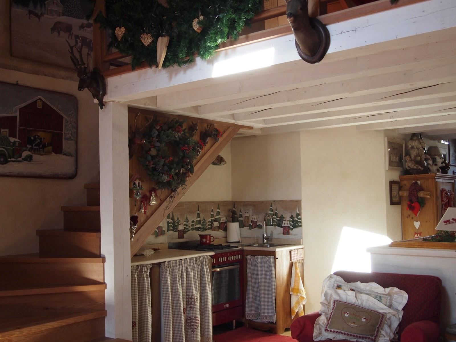 Case Di Montagna Rivista : Arredo casa di montagna bottega del decoro