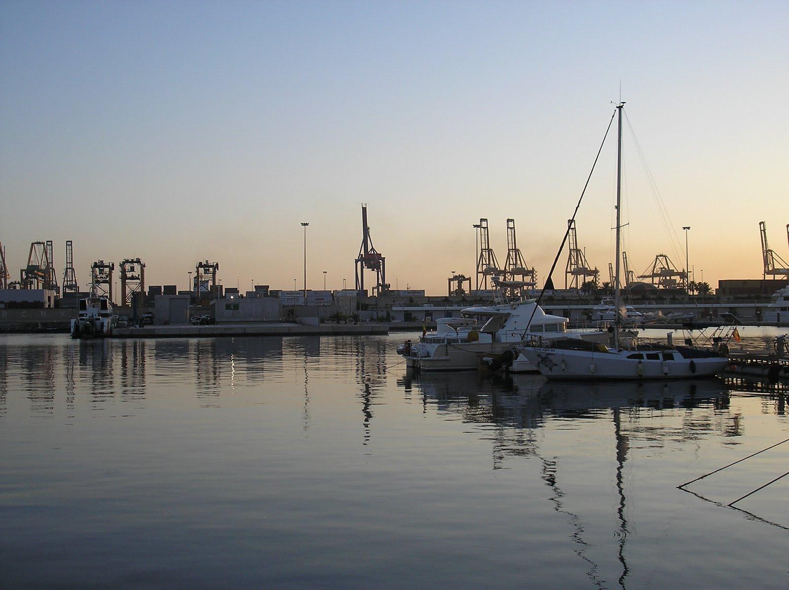 Vivencias a bordo del velero illa tortuga d a 28 - Puerto burriana ...