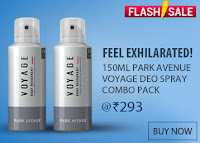 Askmebazar : Buy Park Avenue Voyage Deo Combo Pack at Rs 293 :buytoearn