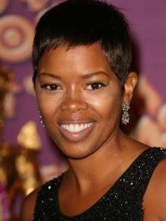 coiffure courte femme black et noire