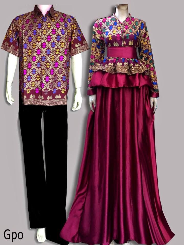 Model Baju Batik Batik Untuk Pesta Gpo