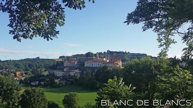 Monterchi, Toscana - www.blancdeblancs.fi