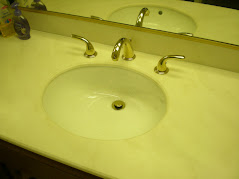 Porcelain Undermount Bathroom Sink
