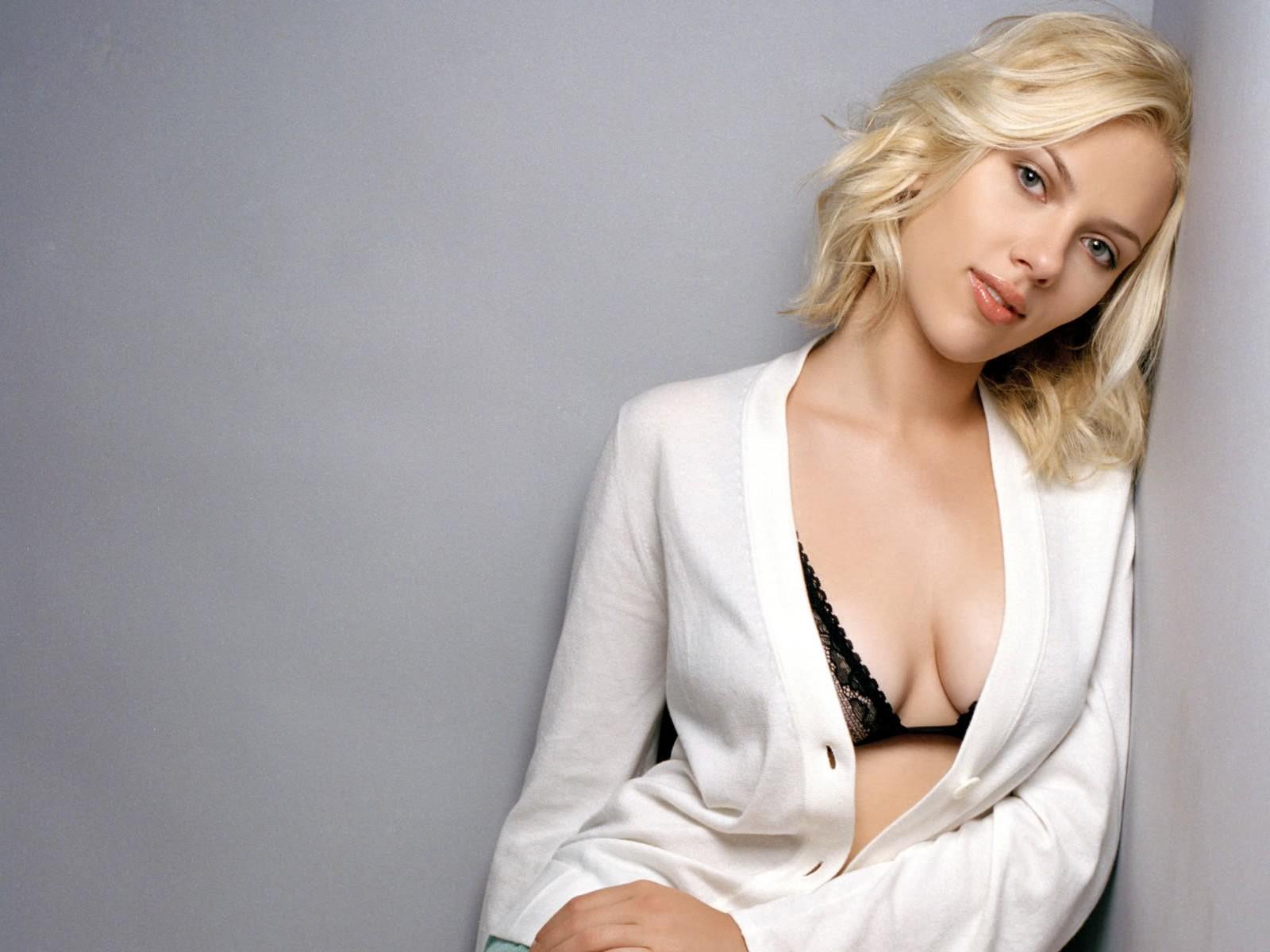 imagineanddo: Girls: Scarlett Johansson - Wallpapers