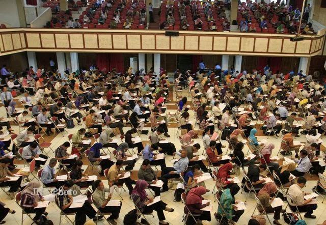 Formasi CPNS 2014 Untuk Lulusan SMA