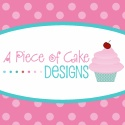 A Piece of Cake Design