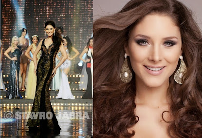 BIANCA MATTE É 3ª COLOCADA NO MISS UNIVERSO DO TURISMO 2014