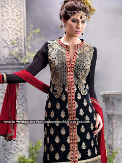 Asian Heavy Decorative Dresses