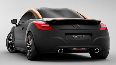 "Peugeot 508 Battery Replacement >> one.D'RIVE: Peugeot RCZ ""type-R"""