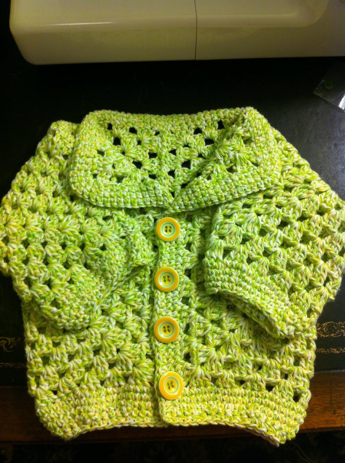 Scarlets Yarn Barn Hexagon Sweater