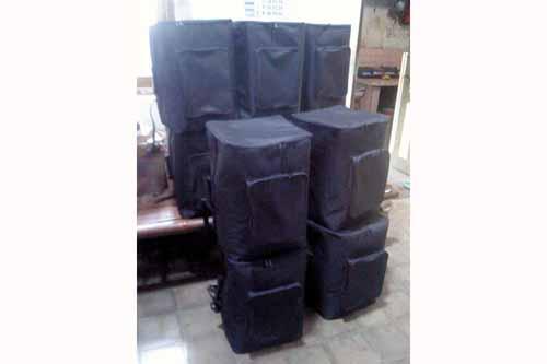 pesan tas drum akustik