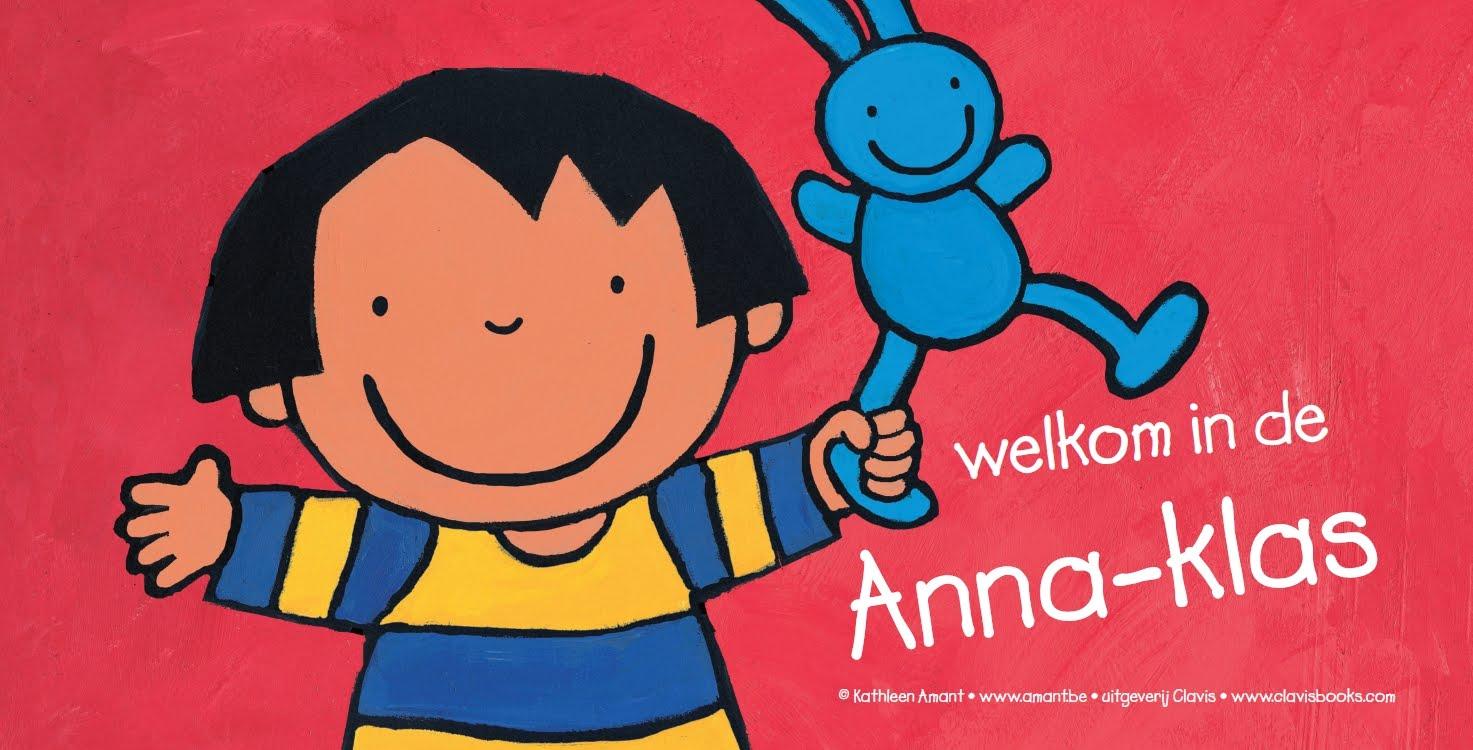 Welkom in de Anna - klas