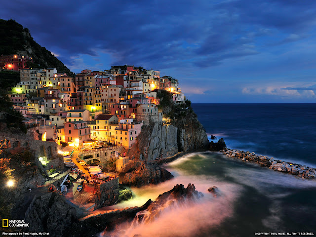 Manarola Italy National