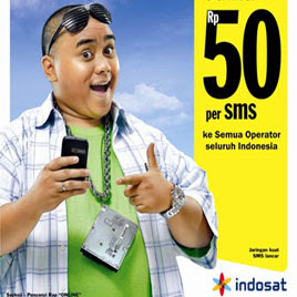 Free SMS From Indosat 2011