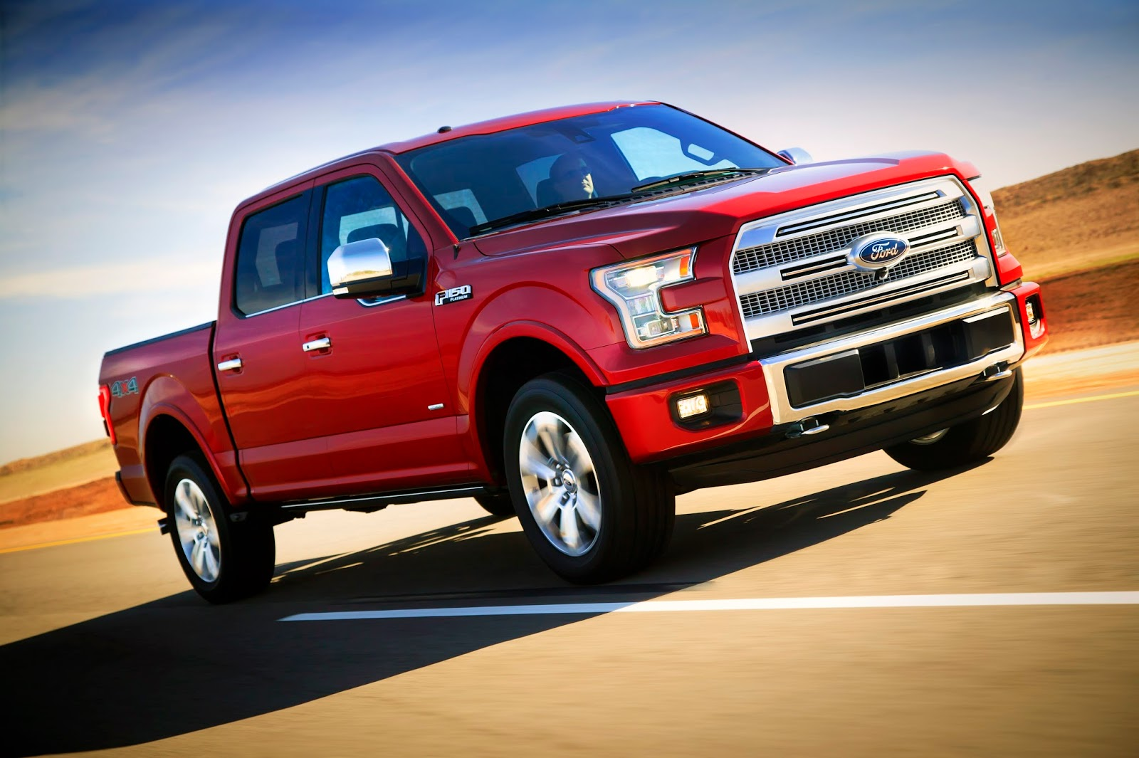 Hilbish Ford Blog: Ford F-150 Tops 2014 American-Made Index List
