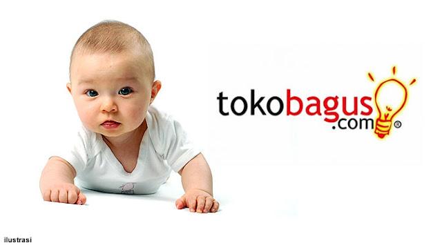 Iklan Jual Bayi Online di Toko Bagus