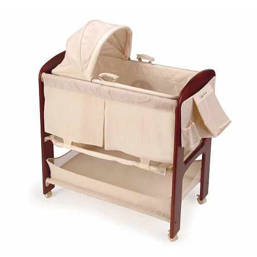 Bassinet Changing Table Combo2