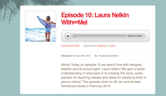 https://withmeldotcom.wordpress.com/2015/01/26/chatting-with-laura-nelkin-a-giveaway/
