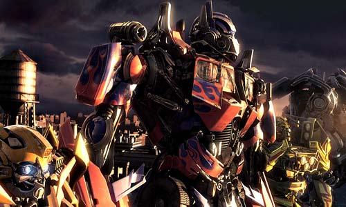 optimus prime transformers 3