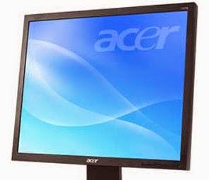 monitor komputer led