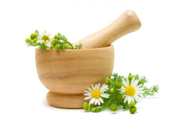 Chamomile remedies