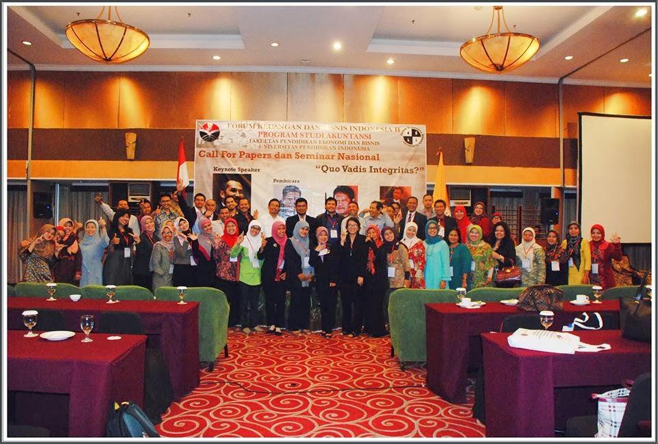 Seminar Nasional di UPI - Bandung