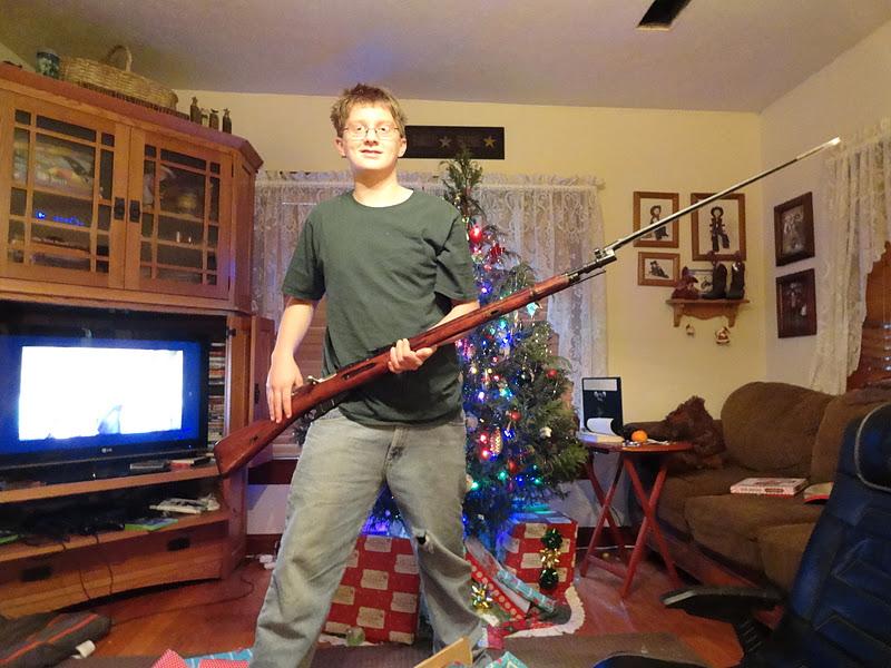 Laughing Duck Farm: A Redneck Kinda Christmas