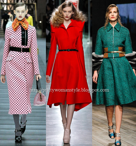 ретро мода 50-те