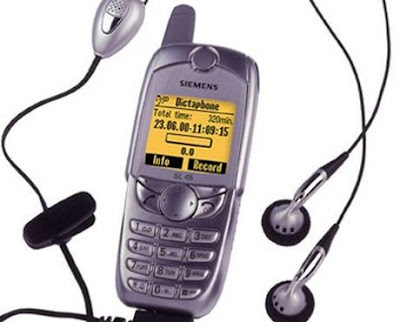 Ponsel musik pertama di dunia