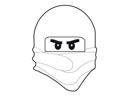 Resource image pertaining to ninjago mask printable