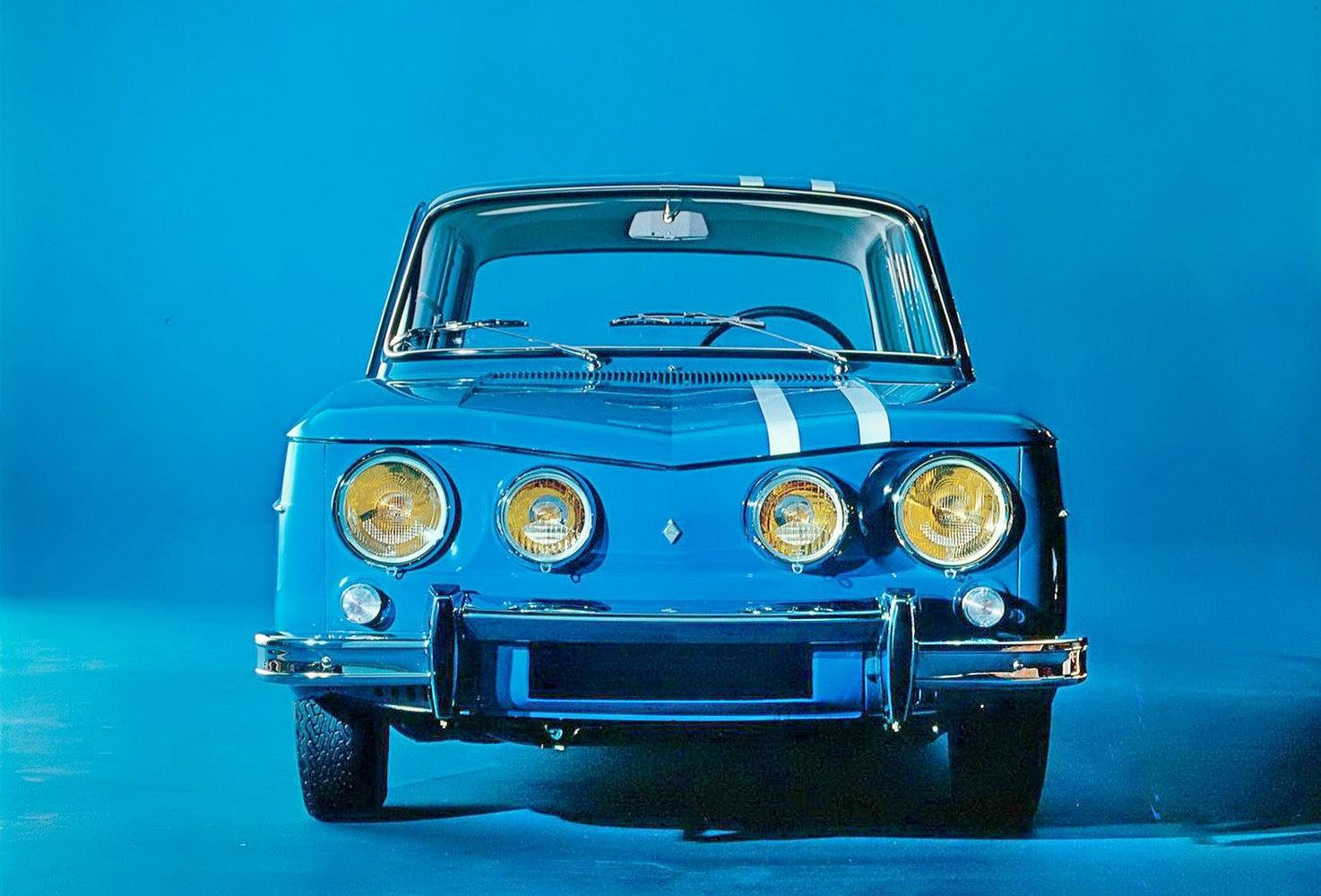 clasp garage renault 8 gordini. Black Bedroom Furniture Sets. Home Design Ideas
