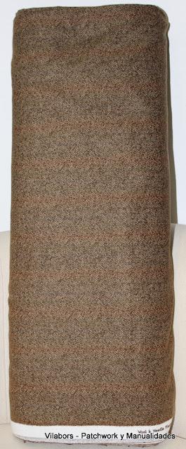Tela de Lana Wool & Needle de Moda Fabrics - Vilabors