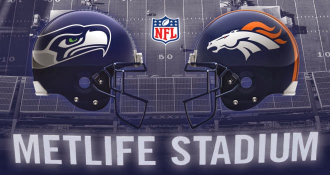 Super Bowl Kick off
