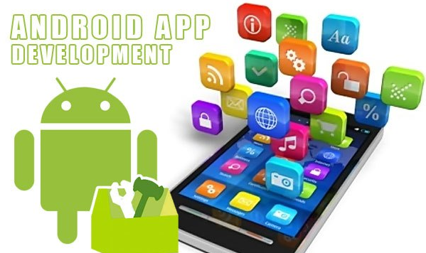 write an android app Android's preferred language of implementation is java - so if you want to write  an android application in python, you need to have a way to run your python.