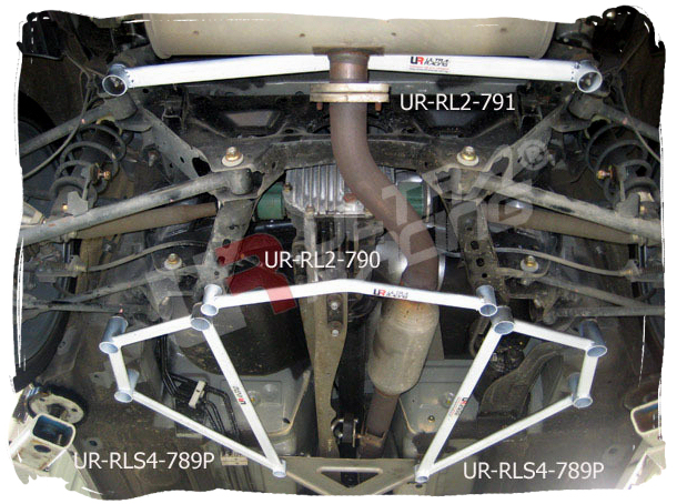 Ultra Racing Mazda Roadster NC Chassis Brace
