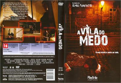 A Vila do Medo DVD Capa