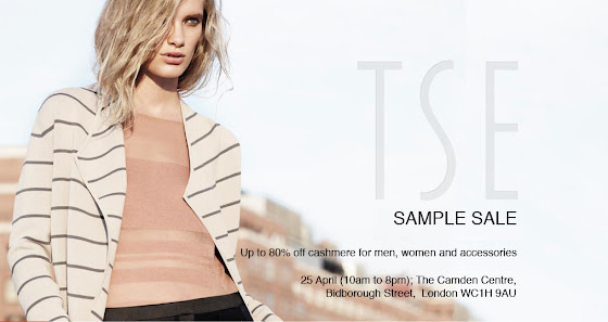 TSE sample sale