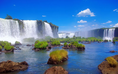 7 Air Terjun Paling Keren di Dunia