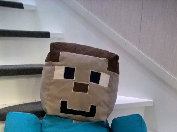 Ihanaa!! Minecraft -pehmot ovat valmiit