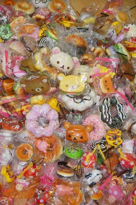 Squishy Giveaways : I love Kawaii: Squishy Giveaway From Modes4u