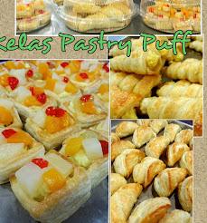 Kelas DIY Pastry Puff RM300