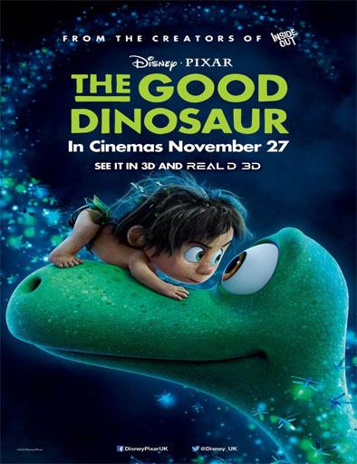 Ver Un Gran Dinosaurio (El viaje de Arlo) (2015) Online