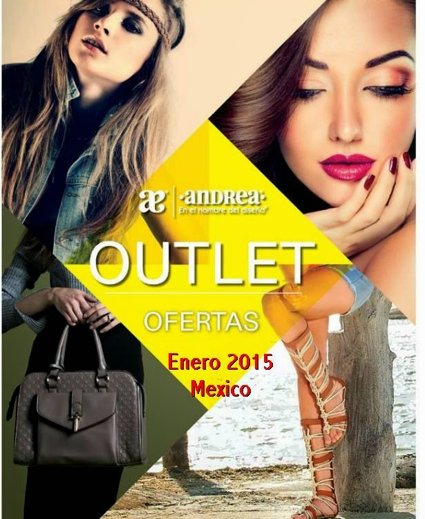 Outlet Andrea Enero 2015