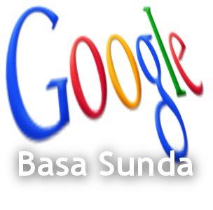 Google Basa Sunda