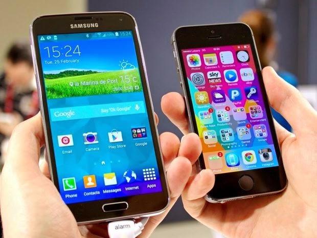 بالفيديو: مقارنة جديدة بين Galaxy S6 و آيفون 6