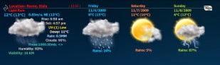 rainmeter weather tutorial