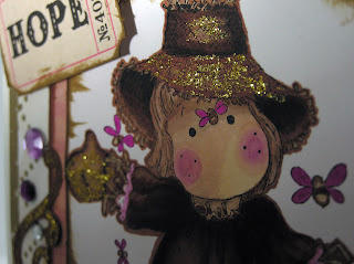 Close up Scarecrow Thilda