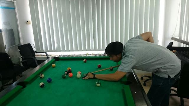 Billiard Professional Tâm Gà cần tìm sư phụ dạy bida